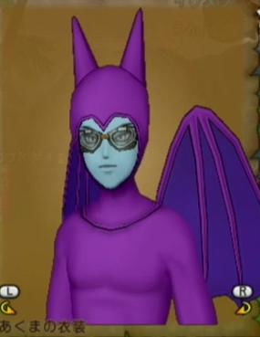 悪魔ジブラ