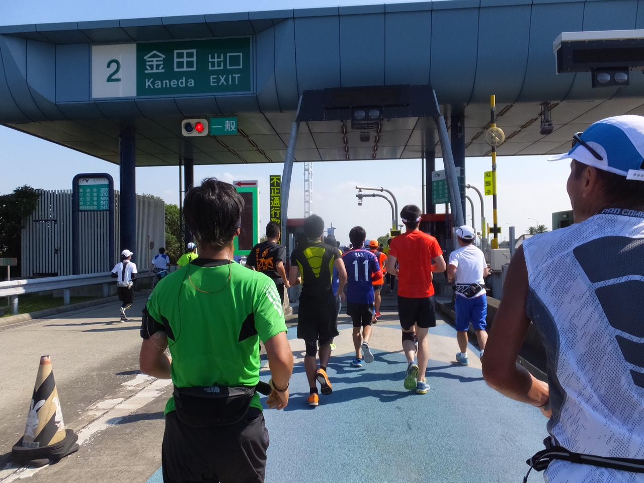 ちばアクアラインマラソン2