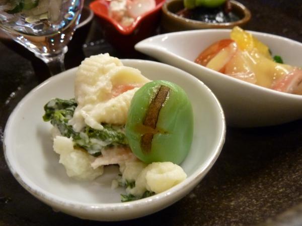 サラダソラマメ卵8