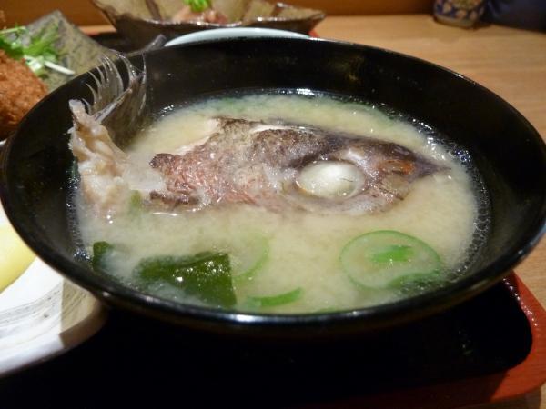 鯛味噌汁6