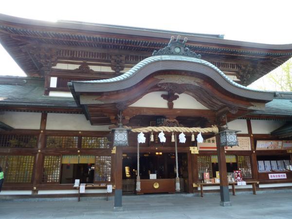 椿神社本殿6
