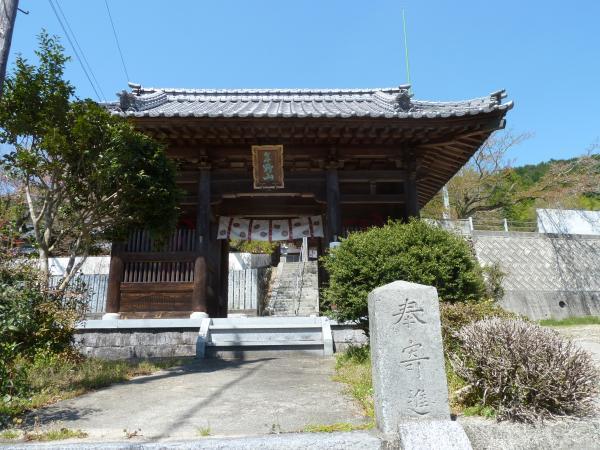 仏性寺山門6