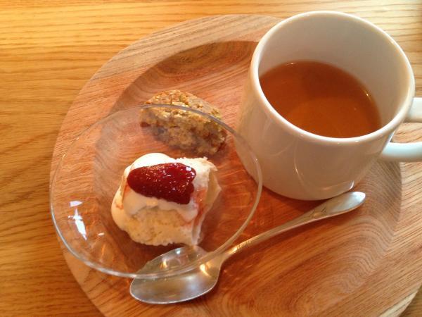 デザートと紅茶11
