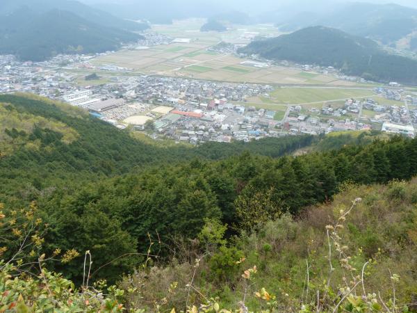 松葉城からの展望10