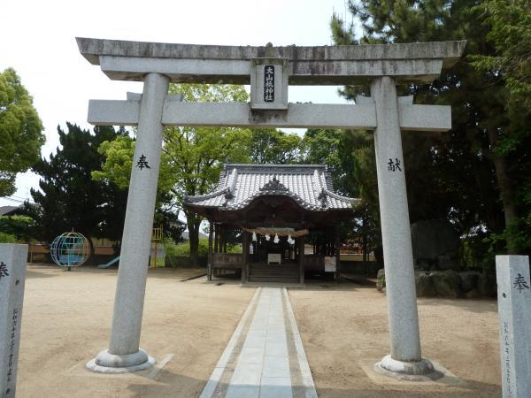 大山祗神社5