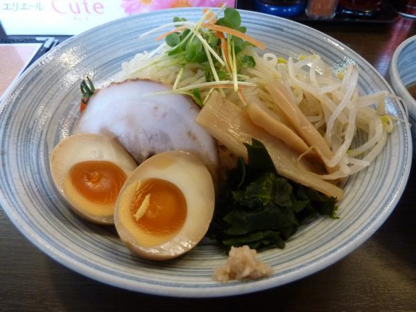 つけ麺の麺5