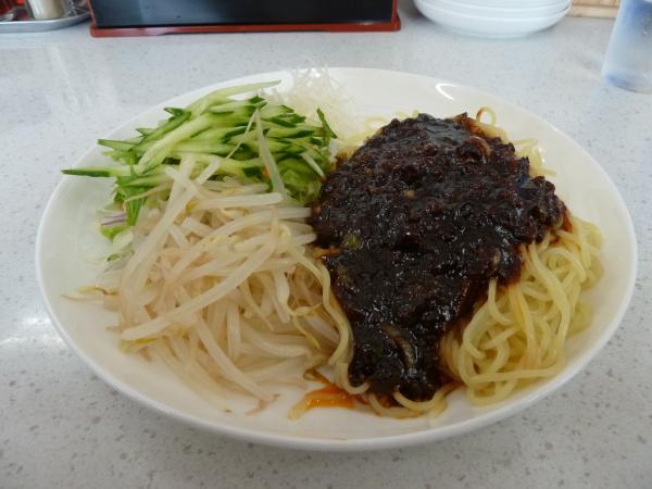 肉味噌ジャアジャア麺4