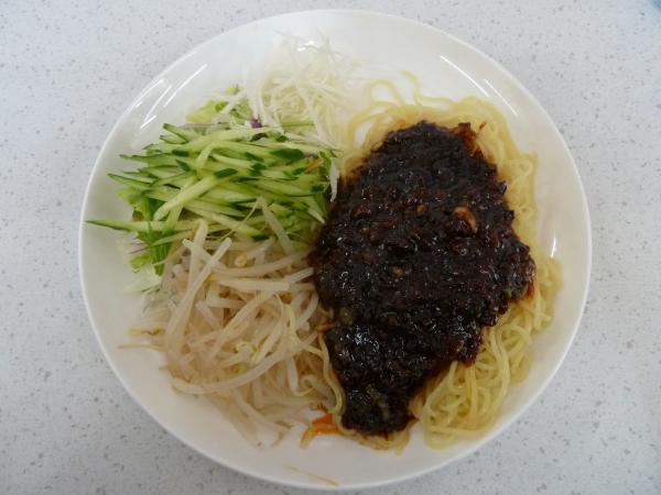 肉味噌ジャアジャア麺3