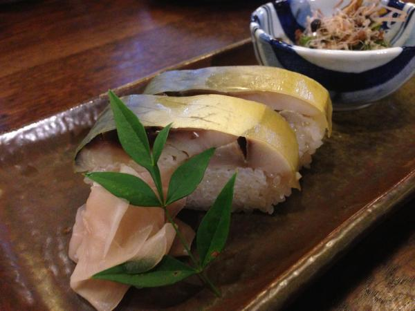 鯖寿司11