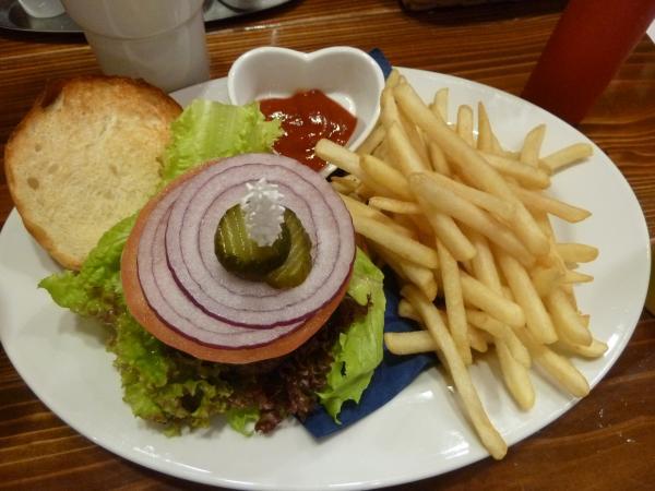 ハンバーガーセット5