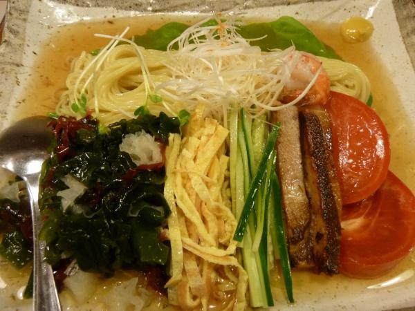 スープ冷麺5