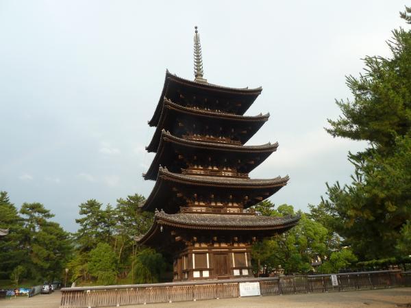 興福寺五重塔8