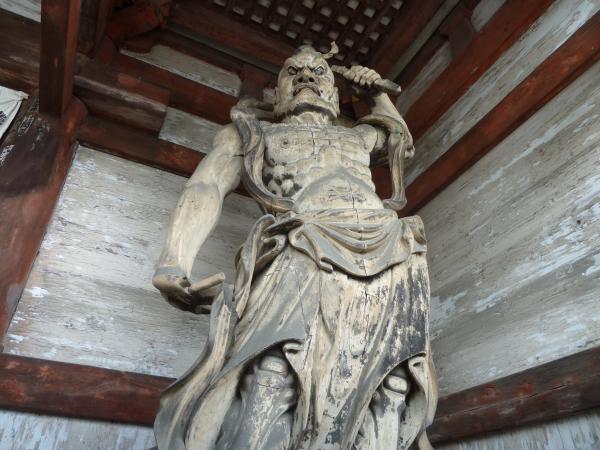 仁和寺仁王像8