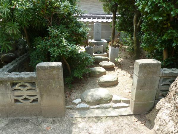 加藤拓川墓所7