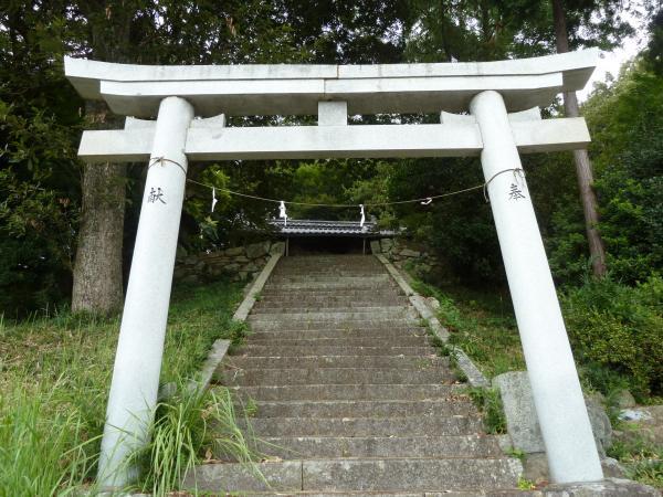 権現町八坂熊野神社山門5