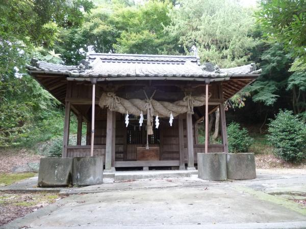 権現町八坂熊野神社本堂6