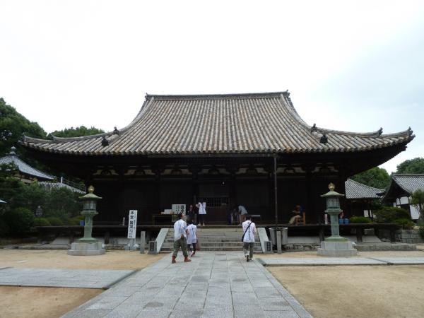 太山寺本堂6