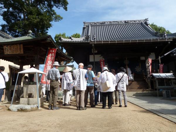 円明寺遍路9