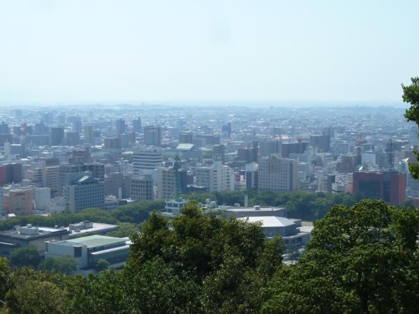 松山城南部3