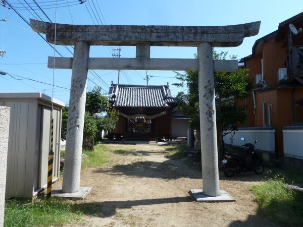 樽味素鵞神社7