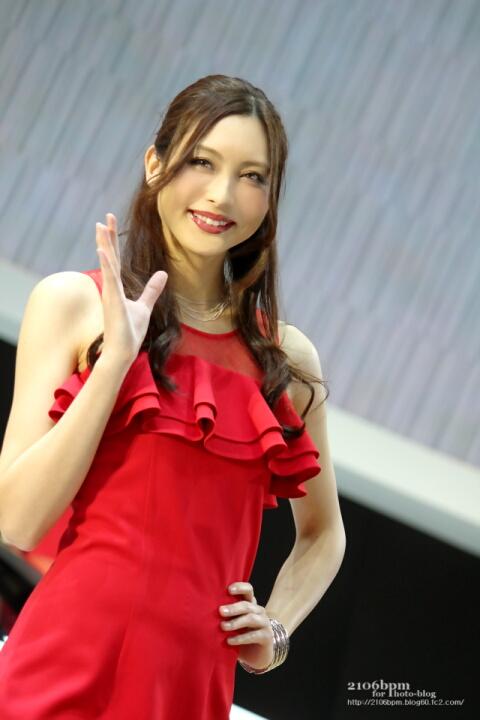 大塚まゆり(おおつかまゆり) / 日産 EP11 -TOKYO MOTOR SHOW 2013-