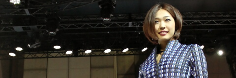 ☆広瀬彩香@第43回 東京モーターショー2013 スバルブース☆