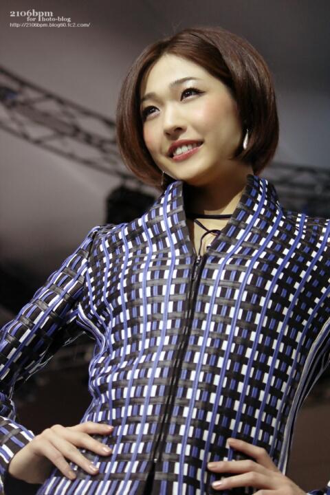 広瀬彩香(ひろせあやか) / スバル EP01 -TOKYO MOTOR SHOW 2013-