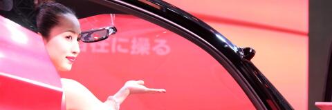 ☆第43回 東京モーターショー2013 スズキブースのコンパニオンさんモデルさんをまとめてうp☆