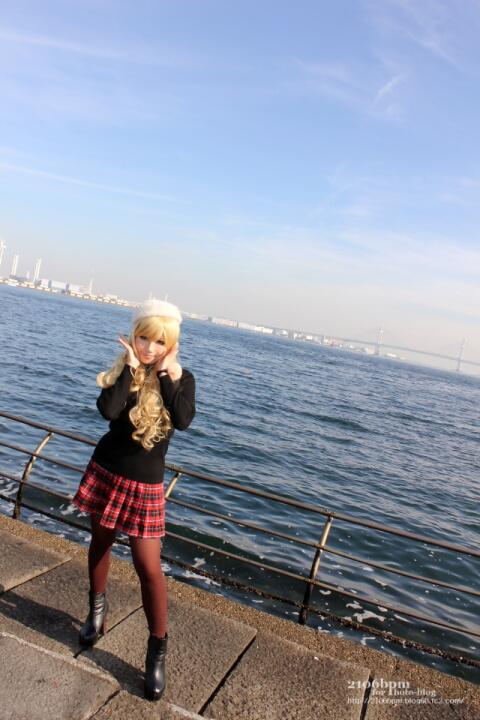 ☆蓮(しまむらキャサリン/オリジナル)@パシフィコ横浜(横浜大華装祭)☆
