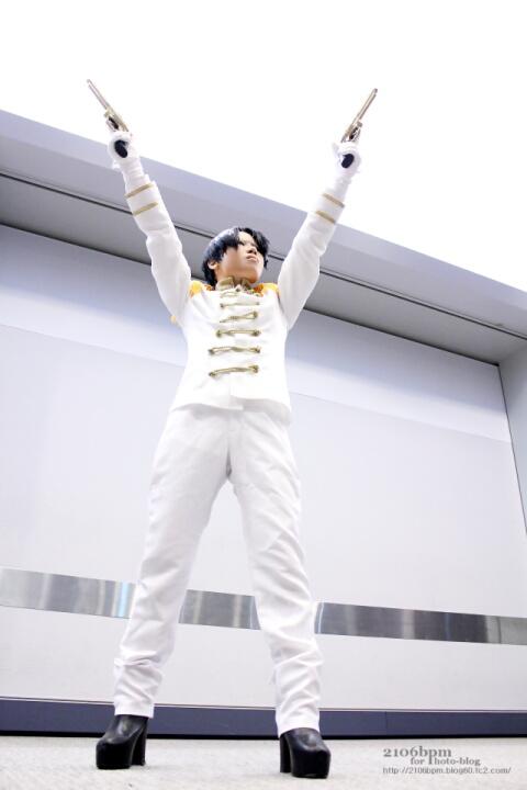 ☆蓮(リヴァイ/進撃の巨人-反撃の翼-)@パシフィコ横浜(横浜大華装祭)☆