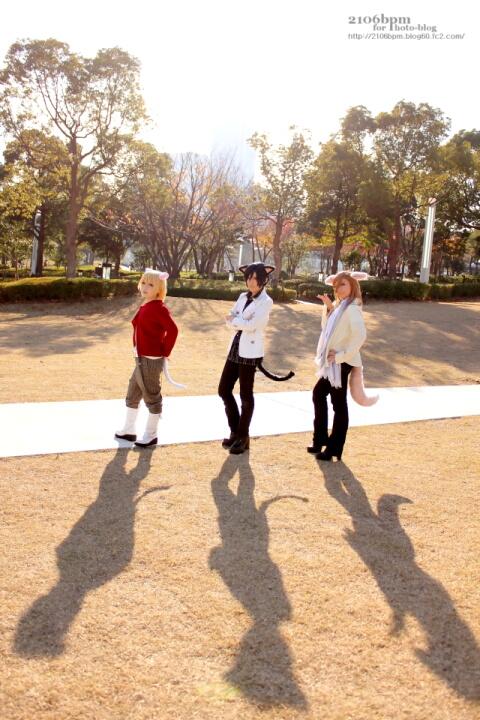 ☆Iria/くぴ/きーすけ(うたプリ ナンジャあわせ)@パシフィコ横浜(横浜大華装祭)☆