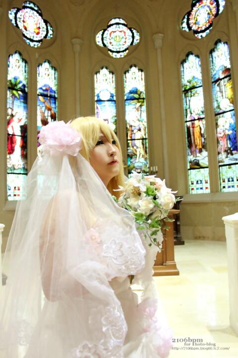 ☆ASKu(クリスタ・レンズ/進撃の巨人 エンドカード)@聖フランシスコ教会☆