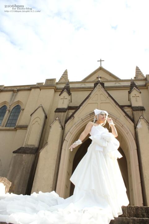 ☆御園イブキ(リコ・プレツェンスカ/進撃の巨人 エンドカード)@聖フランシスコ教会☆