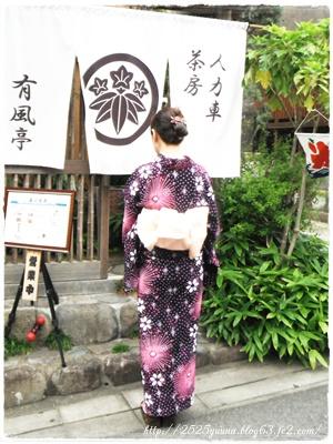 F20130720浴衣で米倉01