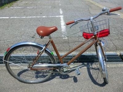 お買い物自転車