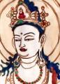 観世音菩薩法隆寺の金堂壁画