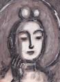 菩薩半跏像中宮寺4