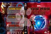 アイアンマン:トリロージ_01【原題】Iron Man