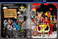 ONE PIECE FILM Z_2枚組DVDジャケット