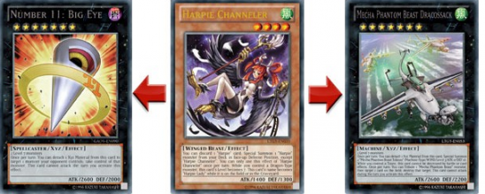 Yu-Gi-Oh! TRADING CARD GAME » LTGY Preview Harpie Channeler