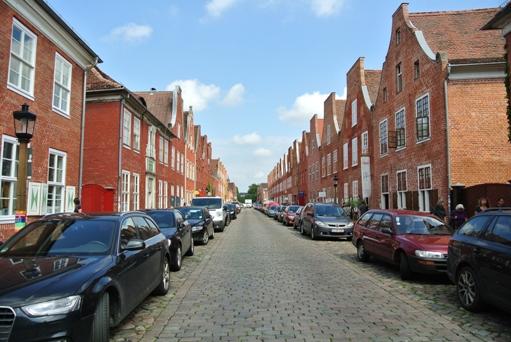 オランダ人街