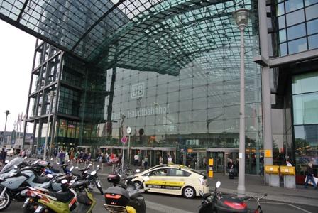 ベルリン駅北口