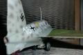 Me163後方より