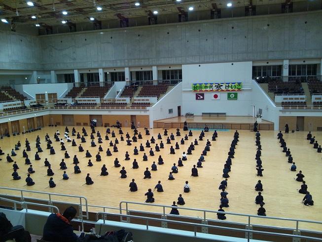 20140109寒稽古②