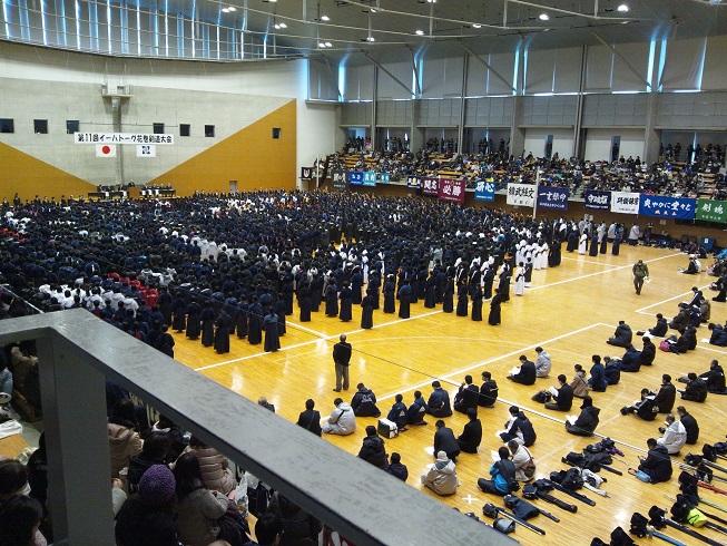 20140112第11回イーハトーヴ花巻剣道大会②