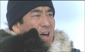南極物語 高倉健