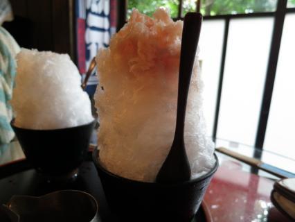 阿佐美冷蔵のかき氷(20130806)