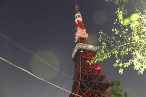 東京タワー(20131007)