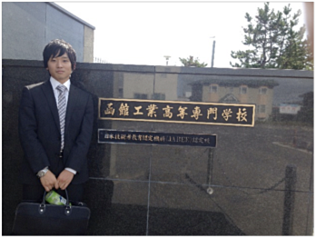 機械学会北海道支部第52回講演会写真1