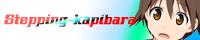 Stepping-kapibara
